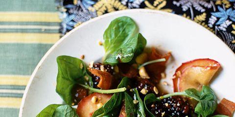 Food, Cuisine, Ingredient, Leaf vegetable, Vegetable, Dishware, Produce, Tableware, Dish, Recipe,
