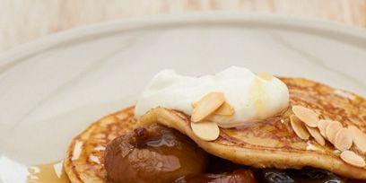 Food, Cuisine, Ingredient, Plate, White, Dish, Dishware, Breakfast, Fruit, Tableware,