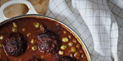 Food, Dish, Cuisine, Recipe, Ingredient, Comfort food, Cooking, Bowl, Fast food, Stew,