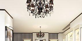 Interior design, Room, Property, Architecture, White, Light fixture, Ceiling, Floor, Ceiling fixture, Interior design,