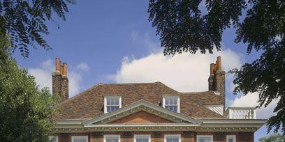Window, Property, Brick, House, Real estate, Home, Building, Facade, Door, Residential area,