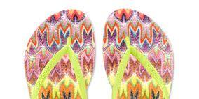 Yellow, Orange, Pink, Purple, Pattern, Violet, Peach, Magenta, Tan, Walking shoe,