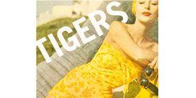 Yellow, Amber, Publication, Waist, Advertising, Poster, Magazine, Abdomen, Strapless dress, Model,