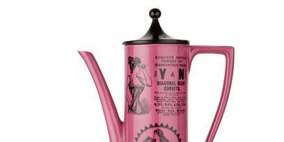 Drinkware, Cup, Serveware, Pink, Magenta, Tableware, Cup, Ceramic, Cylinder, Dishware,