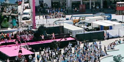 People, Crowd, Community, City, Public space, Public event, Human settlement, Town square, Urban design, Pedestrian,