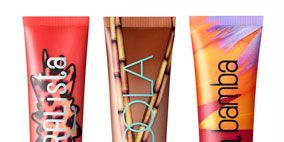 Brown, Text, Red, Orange, Pink, Peach, Amber, Tints and shades, Beauty, Colorfulness,