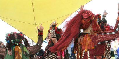Tradition, Carnival, Festival, Costume, Dance, Pack animal, Horse, Costume design, Stallion, Mane,