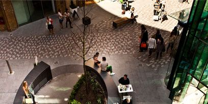 Lobby, Urban design, Commercial building, Shopping mall, Retail, Customer,