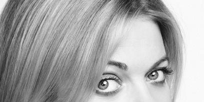 Nose, Mouth, Lip, Hairstyle, Eye, Chin, Forehead, Eyebrow, Eyelash, Style,
