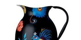 Beak, Vertebrate, Bird, Iris, Neck, Azure, Aqua, Teal, Cobalt blue, Serveware,