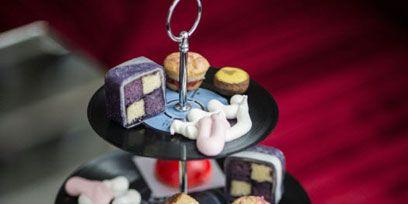 Cuisine, Sweetness, Food, Dessert, Finger food, Baked goods, Dish, Cake, Ingredient, Tableware,