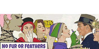 Interaction, Conversation, Costume hat, Animation, Illustration, Gesture, Fiction, Costume accessory, Humour, Publication,