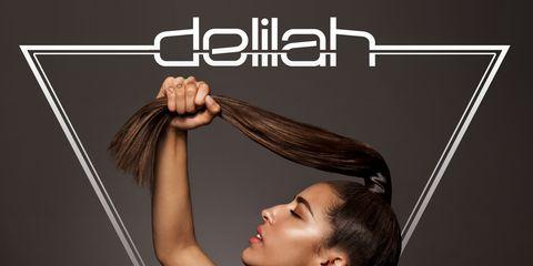 Lip, Shoulder, Muscle, Neck, Eyelash, Wrist, Model, Flash photography, Poster, Trunk,