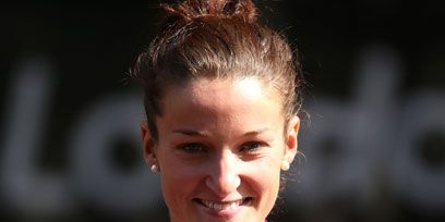 Hairstyle, Chin, Award, Earrings, Medal, Gold medal, Uniform, Championship, Brown hair, Bronze medal,