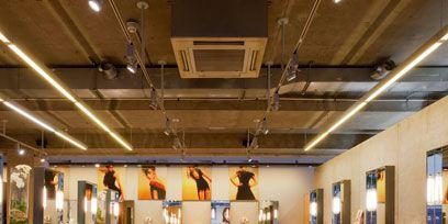 Lighting, Floor, Flooring, Interior design, Hall, Ceiling, Room, Furniture, Light fixture, Ceiling fixture,