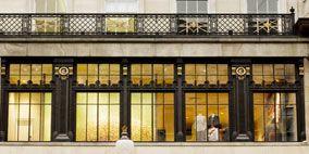 Facade, Fixture, Display window, Commercial building, Retail, Door,