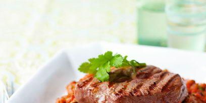 Food, Ingredient, Meat, Tableware, Dish, Dishware, Serveware, Recipe, Cuisine, Beef,