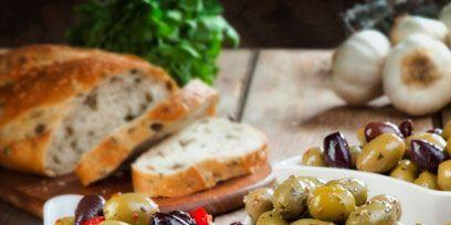 Food, Produce, Cuisine, Ingredient, Tableware, Bowl, Meal, Bread, Natural foods, Serveware,