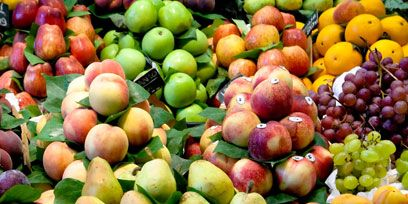Local food, Fruit, Whole food, Natural foods, Food, Vegan nutrition, Produce, Accessory fruit, Peach, Food group,