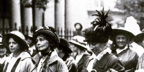 People, Hat, Standing, Monochrome, Headgear, Vintage clothing, History, Costume, Sun hat, Tradition,