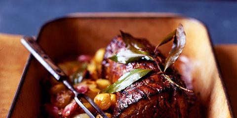 Food, Cuisine, Ingredient, Dish, Recipe, Tableware, Garnish, Meat, Comfort food, Dishware,