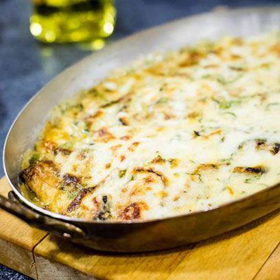 Dish, Food, Cuisine, Ingredient, Produce, Cauliflower cheese, Casserole, Strata, Comfort food, Recipe,