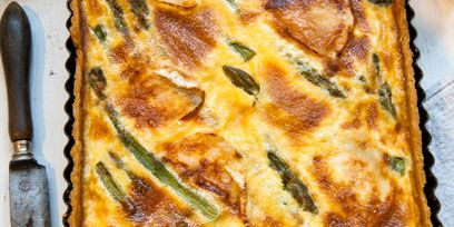 Food, Yellow, Baked goods, Dish, Recipe, Cuisine, Kitchen utensil, Cutlery, Pizza cheese, Pizza,