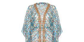 Sleeve, Textile, Pattern, Woolen, Teal, Aqua, Electric blue, Wool, Sweater, Pattern,
