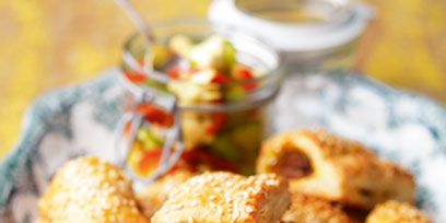 Food, Cuisine, Finger food, Serveware, Dish, Nem rán, Dishware, Recipe, Breakfast, Ingredient,