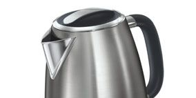 Product, Small appliance, Metal, Drinkware, Grey, Cookware and bakeware, Steel, Kitchen appliance, Cylinder, Tin,