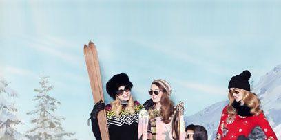 Eyewear, Human, Textile, Plaid, Winter, Tartan, Pattern, T-shirt, Sunglasses, Jacket,