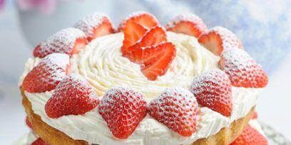 Victoria Sponge Cake Recipes Food