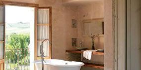 Wood, Floor, Architecture, Room, Interior design, Flooring, Plumbing fixture, Product, Property, Wall,
