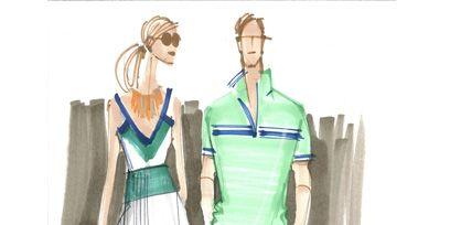 Blue, Sleeve, Standing, Collar, Textile, Denim, Style, Interaction, Waist, Aqua,