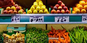 Local food, Whole food, Food, Produce, Vegan nutrition, Natural foods, Ingredient, Carrot, Food group, Marketplace,