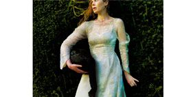 Clothing, Dress, Green, Sleeve, Shoulder, Joint, Formal wear, Gown, Style, One-piece garment,
