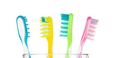 Colorfulness, Aqua, Kitchen utensil, Brush, Cutlery, Toothbrush, Plastic, Personal care,