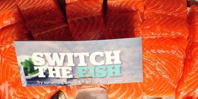 Vertebrate, Orange, Seafood, Fish, Fish, Fish products, Salmon, Fish slice, Peach, Oily fish,
