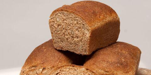 Food, Brown, Bread, Baked goods, Ingredient, Loaf, Cuisine, Tan, Gluten, Snack,