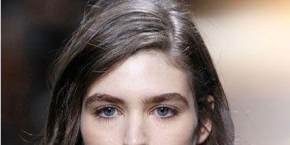 Nose, Lip, Hairstyle, Eye, Chin, Eyebrow, Eyelash, Style, Jaw, Beauty,