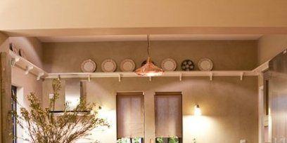 Wood, Lighting, Room, Interior design, Property, Countertop, Ceiling, Floor, Furniture, Wall,