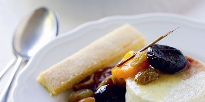 Food, Cuisine, Ingredient, Dishware, Serveware, Sweetness, Dish, Dessert, Panna cotta, Tableware,