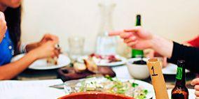Food, Cuisine, Meal, Tableware, Dishware, Dish, Table, Ingredient, Bottle, Drinkware,