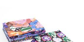 Purple, Pattern, Pink, Violet, Teal, Lavender, Turquoise, Rectangle, Aqua, Visual arts,