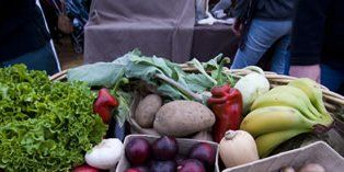 Local food, Whole food, Vegan nutrition, Natural foods, Produce, Food, Root vegetable, Ingredient, Leaf vegetable, Food group,