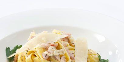 Pasta, Food, Cuisine, Yellow, Ingredient, Dish, Dishware, Recipe, Al dente, Tagliatelle,