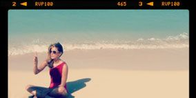 Fun, Photograph, Leisure, Summer, Tourism, Sand, Holiday, Sitting, Vacation, Travel,