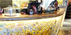 Yellow, Amber, Serveware, Dishware, Ceramic, Porcelain, Countertop, Small appliance, Bowl, Kettle,