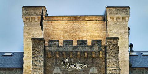 Architecture, Property, Facade, Wall, Brick, Door, Landmark, Fixture, Home door, Brickwork,