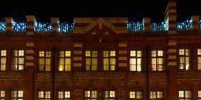 Facade, Building, Fixture, Commercial building, Door, Sash window, Inn, Hotel,